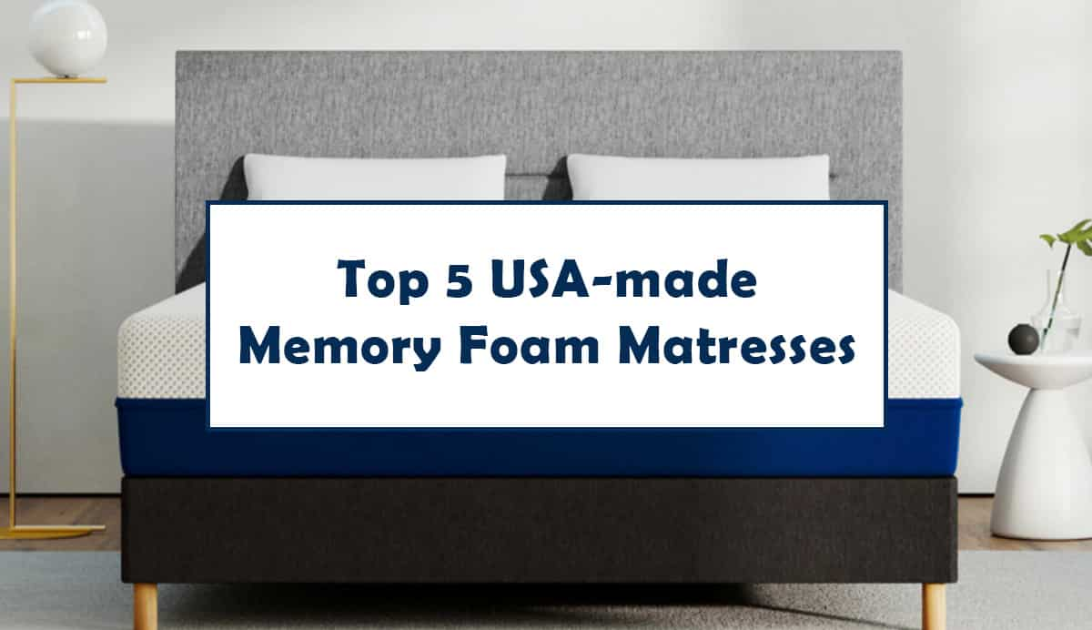 Top-memory-foam-mattresses-made-in-USA