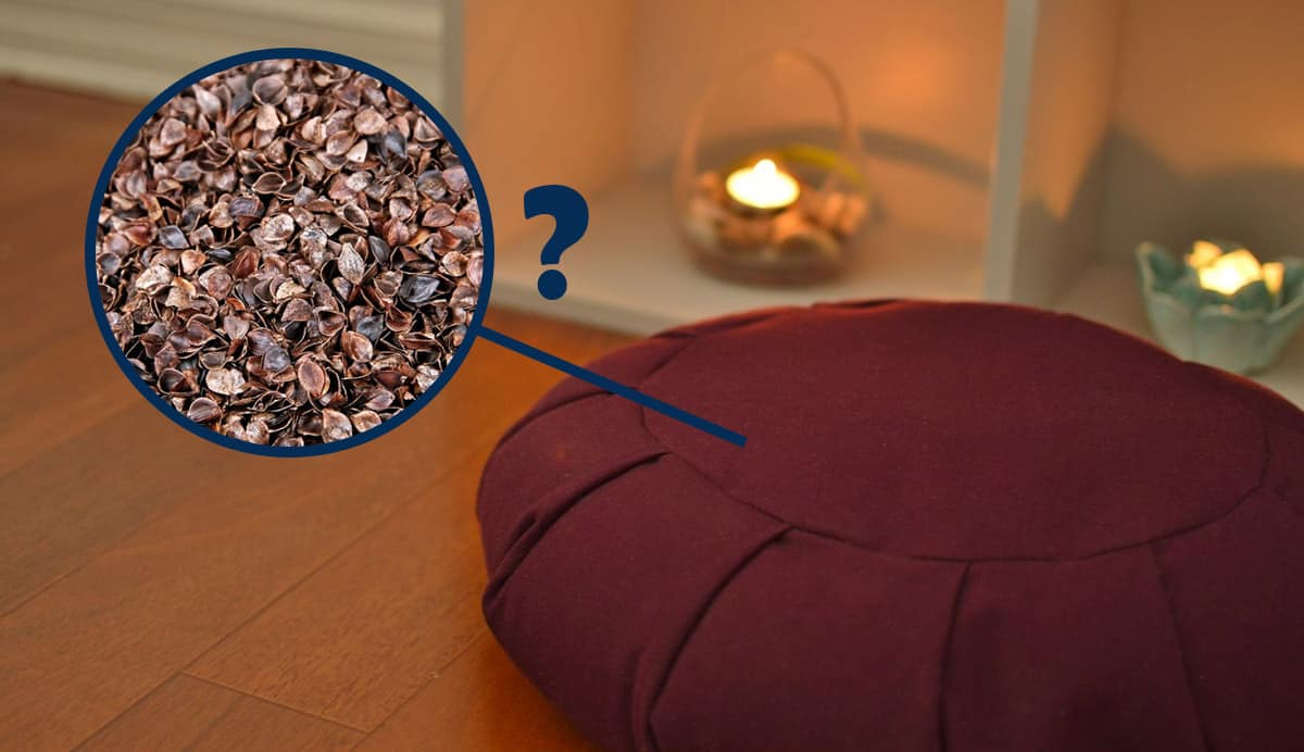 Why-Are-Meditation-Pillows-Filled-With-Buckwheat