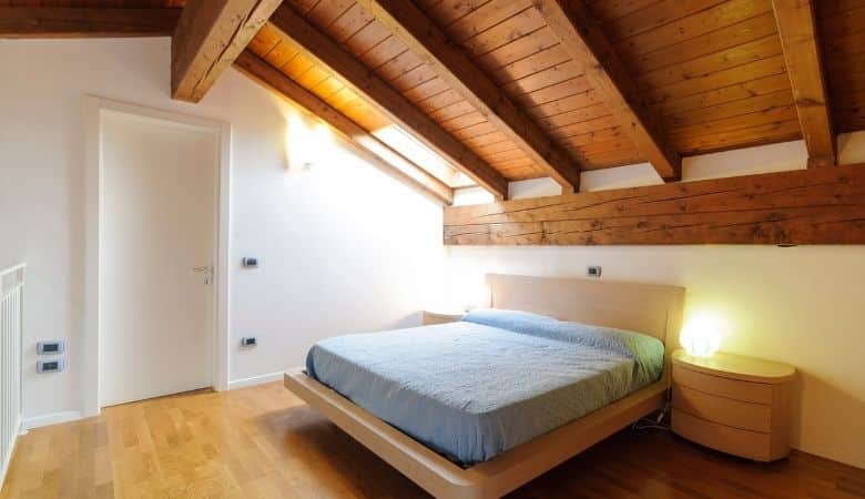 Is it Legal to Have a Bedroom in The Attic What Are The Requirements